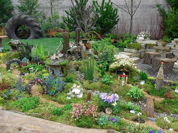 Fairy-Village