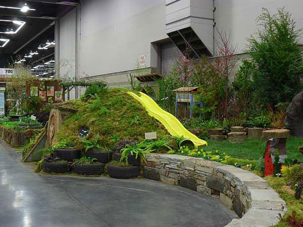 Hobbit-Mound